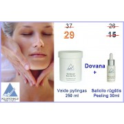Veido pylingas 250 ml + DOVANA - Salicilo rūgštis Peeling  30ml