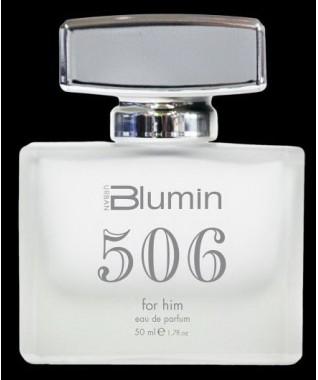 For Him Nr 506 EDP 50ml vyriški (be dėžutės)  (SOLO PLATINIUM/LOEWE)
