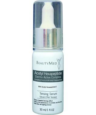 Patempiantis odą serumas su peptidais Acetyl Hexapeptide 30ml