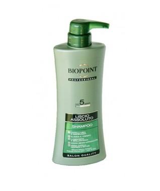 PV05417 LISCIO ASSOLUTO - Profesionalus šampūnas lyginantis plaukus  400 ml