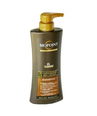 Profesionalus šampūnas atkuriantis trapius ir pažeistus plaukus  400 ml