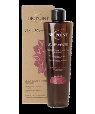 Ayurveda grožio šampūnas plaukams 200ml
