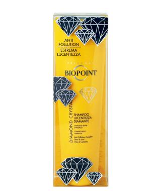 DIAMOND CRYSTAL Deimantinis šampūnas suteikiantis plaukams žvilgesio  200ml