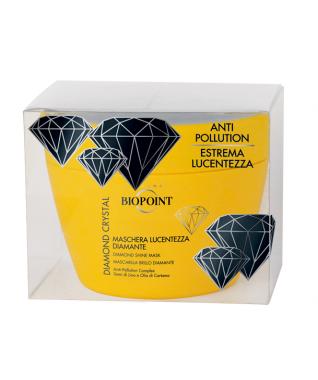 DIAMOND CRYSTAL Deimantinė kaukė suteikianti plaukams žvilgesio  200ml