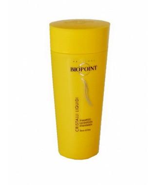 Kelioninis : CRISTALLI LIQUIDI Šampūnas su linų sėmenų aliejumi suteikiantis spindesio 50 ml