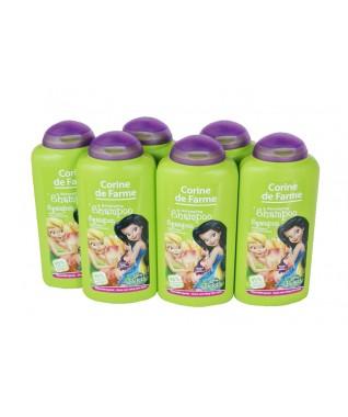 """Disney"" šampūnas ""Fairie"" 250 ml  X 6 vnt"
