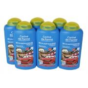 """Disney Cars"" Šampūnas 250 ml  X 6 vnt"