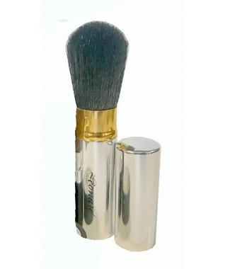 Akcija: Šepetėlis išsukamas biriai ar kompaktinei pudrai, Egipto žemei, ožkos plaukų. (Auksinis)- 9109 RB  Nr66