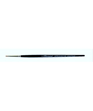 Šepetėlis akių makiažui, Kolinsky sabalo plaukų, profesionalus -  NR 9409UB02