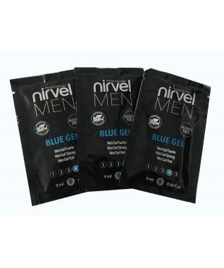 Kelioninis: Nirvel profesionalus plaukų formavimo gelis suteikiantis šlapių plaukų efektą.  9 ml X 3 vnt
