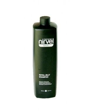 Nirvel profesionalus drėkinamasis šampūnas su bičių pieneliu  1000 ml