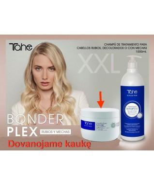 Bonder Plex Šampūnas balintiems plaukams  1000 ML + DOVANA - Bonder Plex Kaukė balintiems plaukams 300 ML