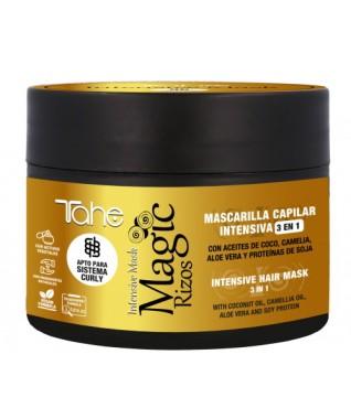 MAGIC RIZOS-CURLY- magiška garbanotų plaukų kaukė 3 in 1  300 ml