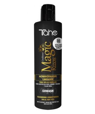 MAGIC RIZOS-CURLY- magiškas šampūnas garbanotiems visų tipų plaukams COWASH 300 ml